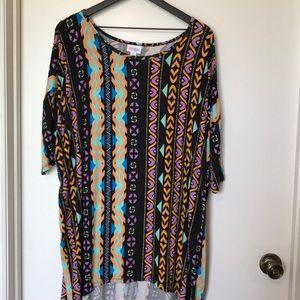 NWOT-LuLaRoe Irma shirt
